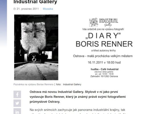 21.12.2011 - Industrial galery