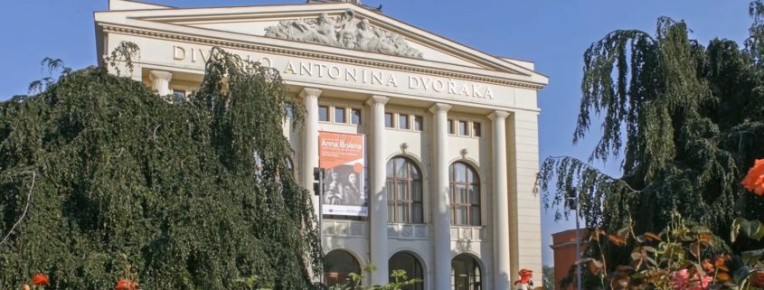 Národní divadlo Moravskoslezské - 120 let