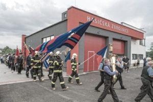 Proskovická hasičárna
